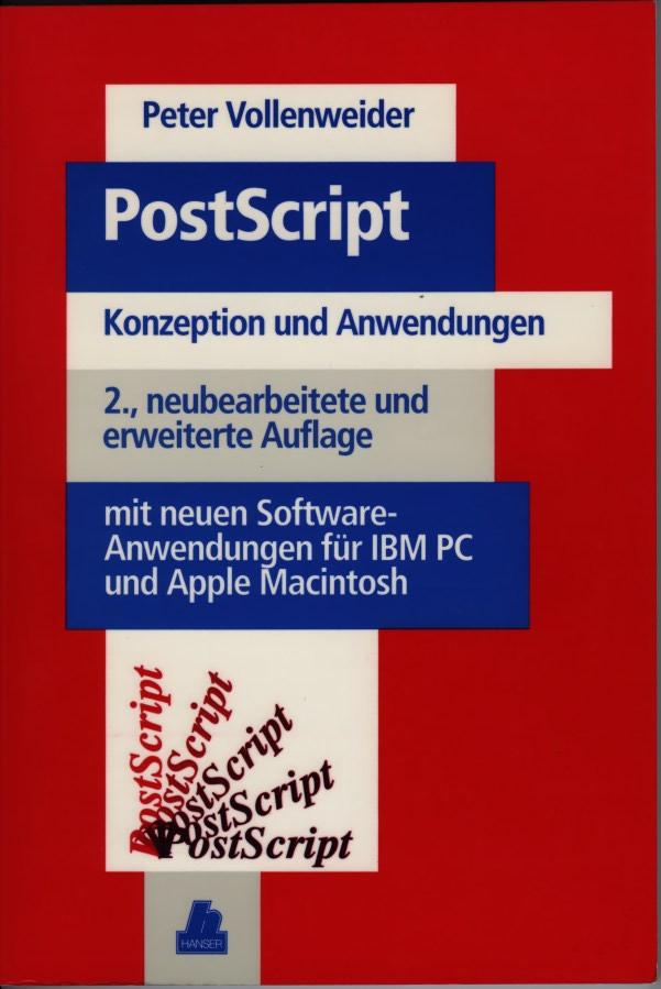 Buch im Carl Hanser Verlag 1991